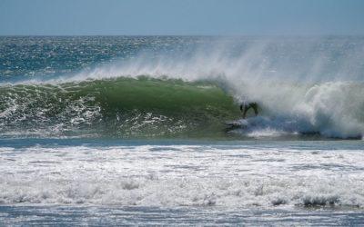 Surf au Nicaragua