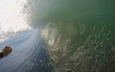 Surf au Mexique