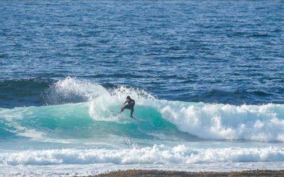 Surf en Ecosse