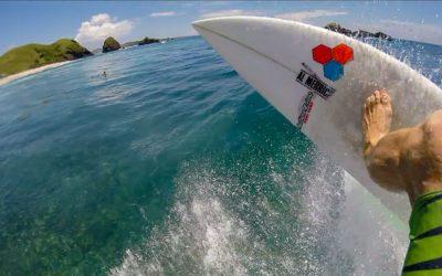 Surf à Lombok & Lembongan