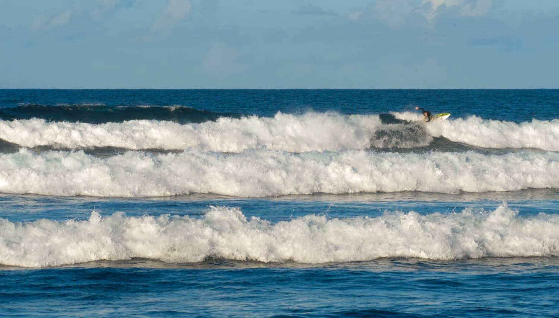 Parlors Surf Barbade Gael Vilain