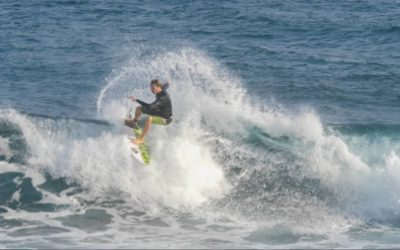 Surf à la Barbade