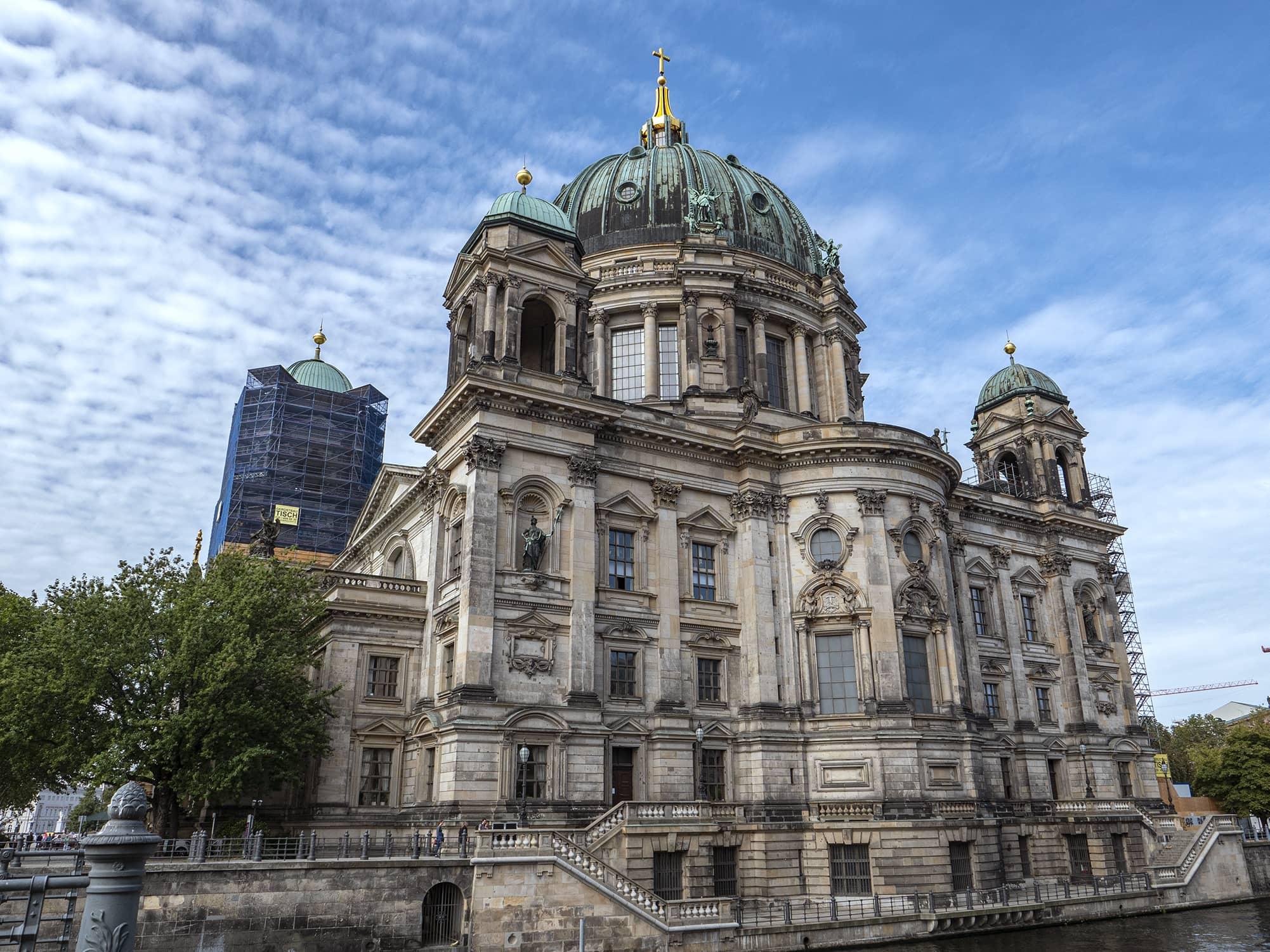 Berliner dom Cathédrale Berlin