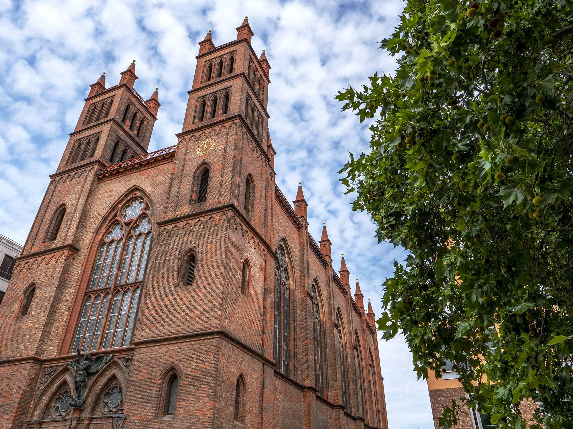 Friedrichswerdersche Kirche Berlin