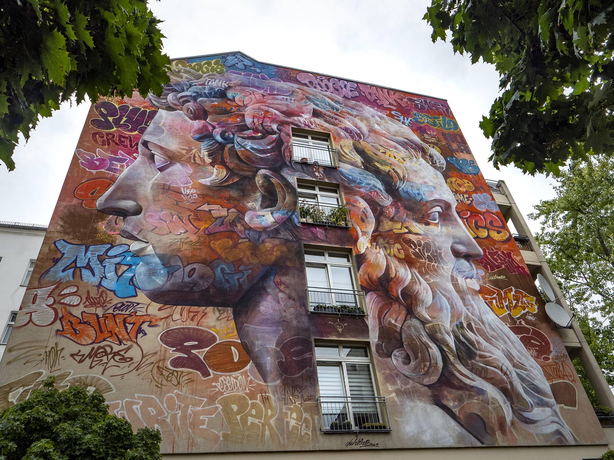 Pichiavo Streetart Berlin